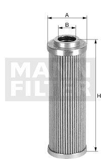 Hidrolik filtre, Direksiyon HD 57/4