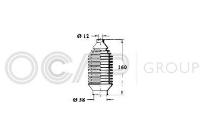 OCAP Stuurhoes, besturing (1211149)