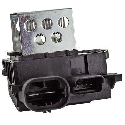 FISPA Weerstand, interieurventilator (10.9172)