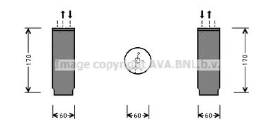 AVA QUALITY COOLING CRD073