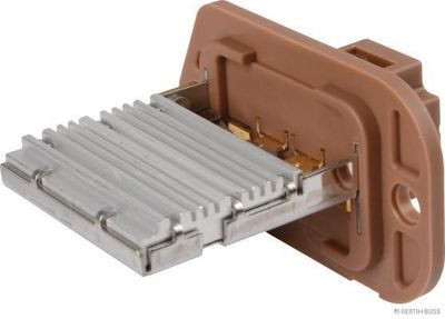 HERTH+BUSS JAKOPARTS Weerstand, interieurventilator (J5570508)