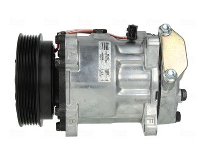 NISSENS Compressor, airconditioning ** FIRST FIT ** (89203)