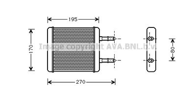 AVA QUALITY COOLING HY6061