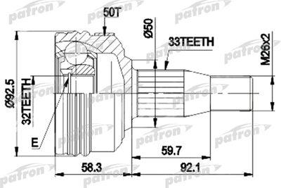 PATRON PCV8957