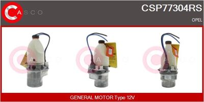 CASCO Servo pomp (CSP77304RS)