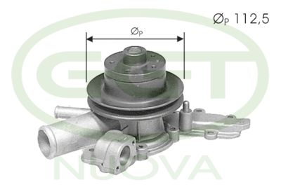 GGT Waterpomp (PA00018)