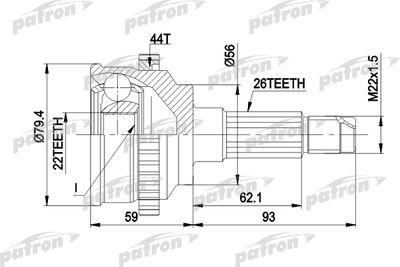 PATRON PCV1141