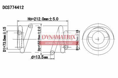 DYNAMATRIX DCS774412