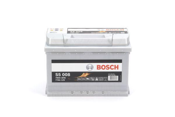 0 092 S50 080 / Startbatteri / BOSCH