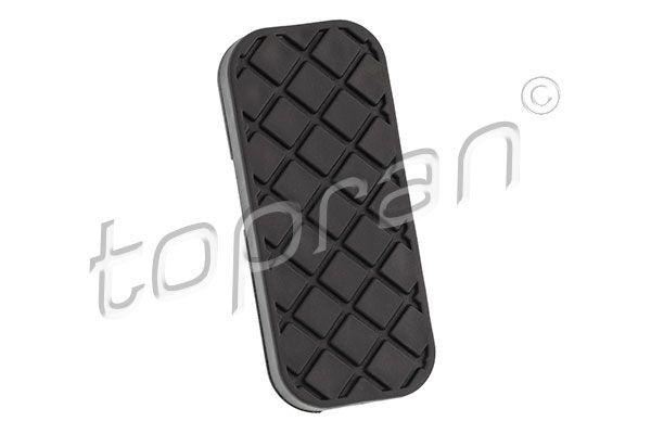 Pedalo antdėklas, akceleratoriaus pedalas